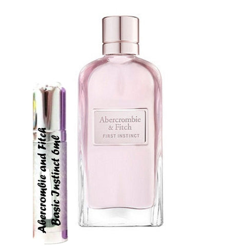 Abercrombie and Fitch First Instinct For Women samples