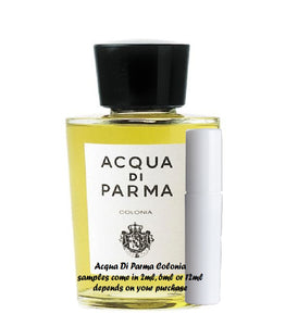 Acqua Di Parma Colonia sample 2ml