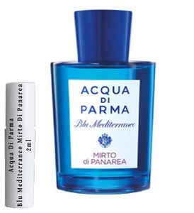 Acqua Di Parma Blu Mediterraneo Mirto Di Panarea samples 2ml