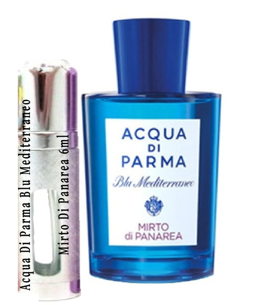Acqua Di Parma Blu Mediterraneo Mirto Di Panarea samples 6ml