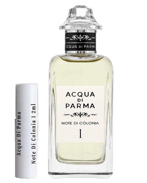 Acqua Di Parma Note Di Colonia I vzorky 2 ml