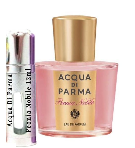 Acqua Di Parma Peonia Nobile samples Edp