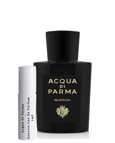 Acqua Di Parma Quercia Eau De Parfum sample vial 1ml