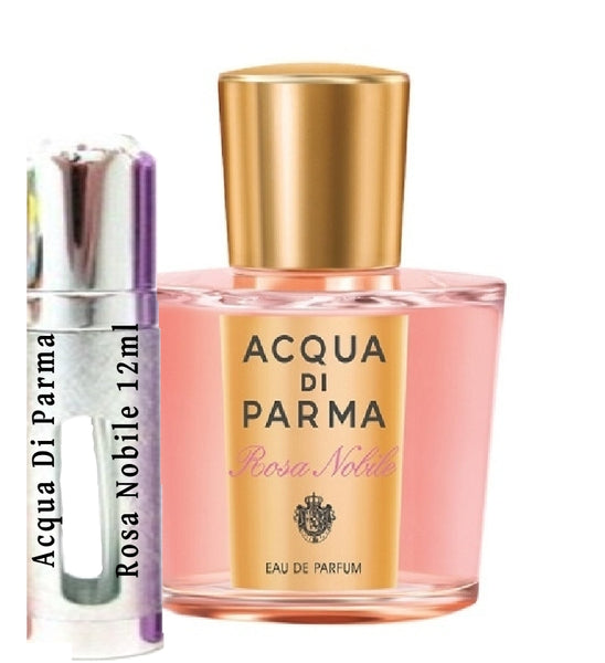 Acqua Di Parma Rosa Nobile sample 12ml