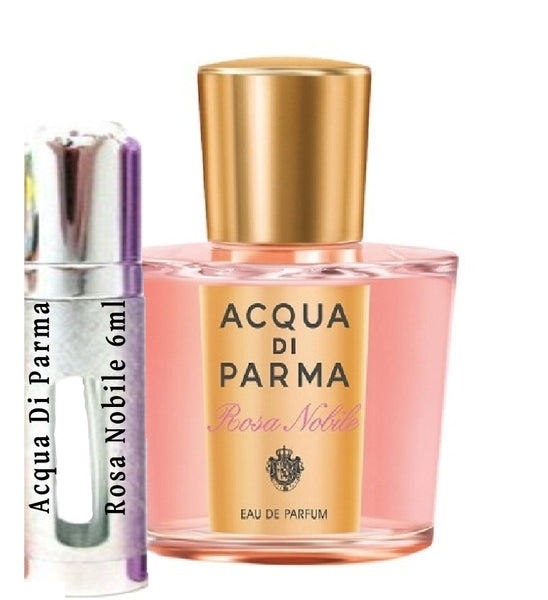 Acqua Di Parma Rosa Nobile samples 6ml