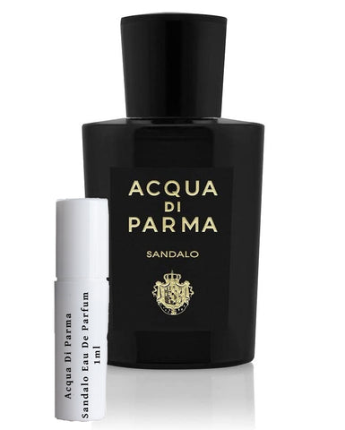 Acqua Di Parma Sandalo Eau De Parfum sample vial spray 1ml