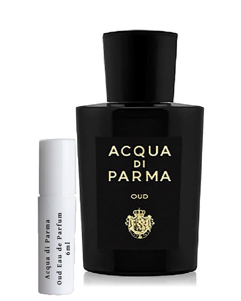 Acqua Di Parma Oud Eau De Parfum samples 6ml