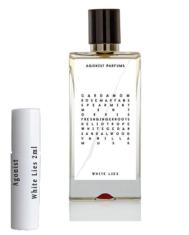 Agonist White Lies samples 2ml