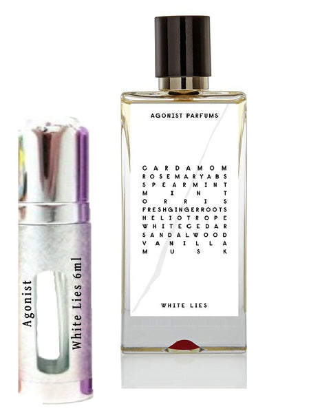 Agonist White Lies samples 6ml