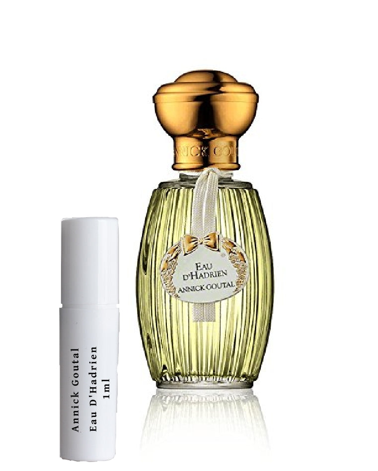 Annick Goutal Eau D'Hadrien sample vial 1ml