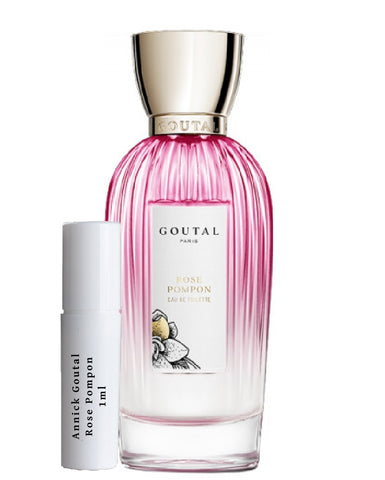 Annick Goutal Rose Pompon sample vial spray 1ml