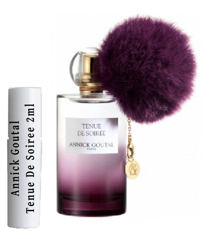 Annick Goutal Tenue De Soiree samples Eau De Parfum 6ml or 12ml