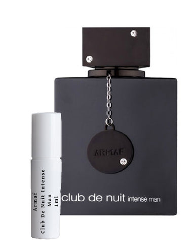 Armaf Club De Nuit Intense Man samples