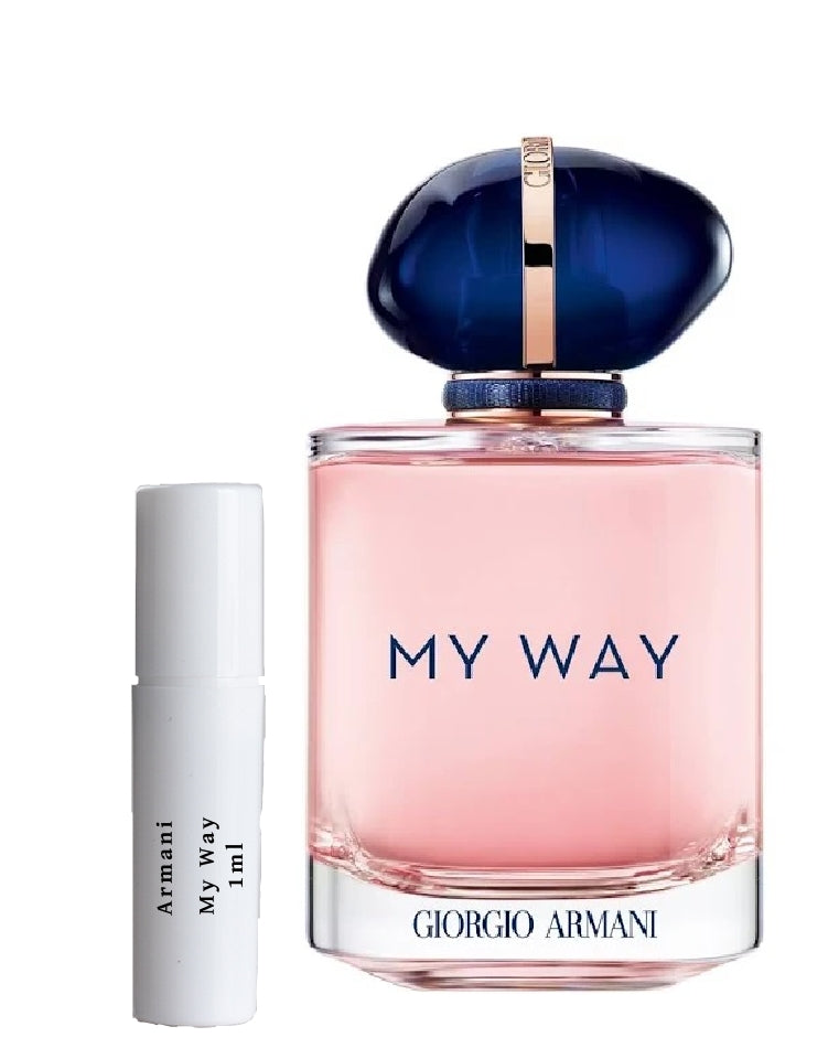Giorgio Armani My Way sample vial spray 1ml
