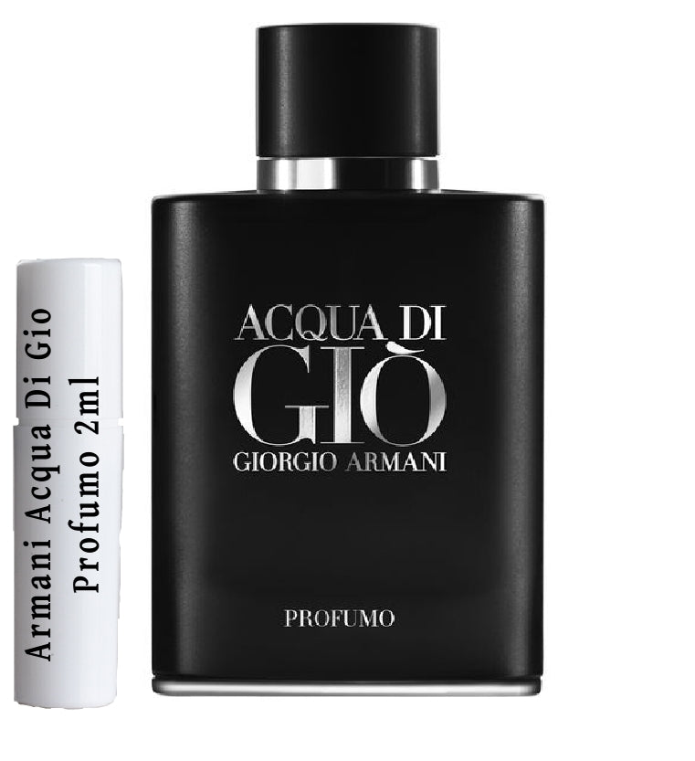 Armani Acqua Di Gio Profumo samples 2ml