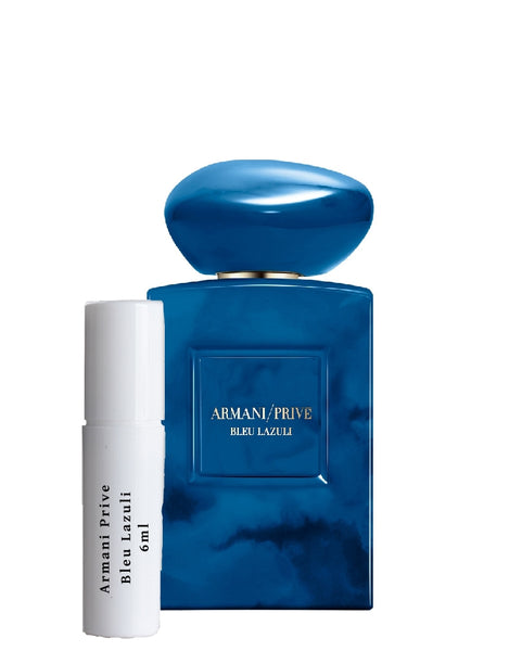 Armani Prive Bleu Lazuli samples 6ml