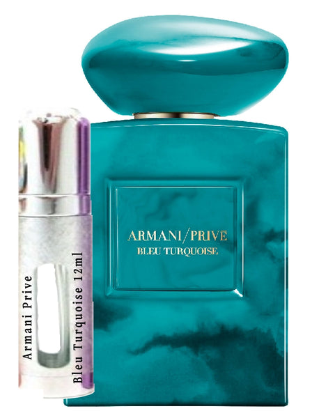Armani Prive Bleu Turkisprøver 12 ml