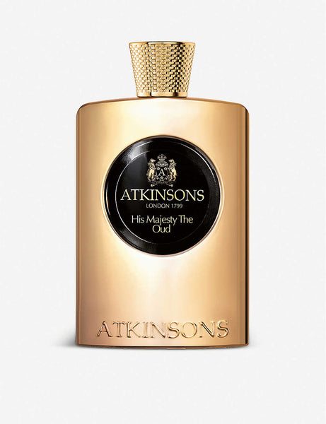 Atkinsons His Majesty The Oud 100ml unboxed