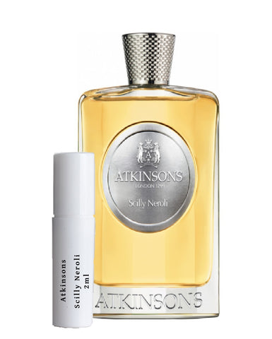Atkinsons Scilly Neroli sample 2ml