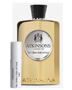Atkinsons The Other Side Of Oud sample 2ml