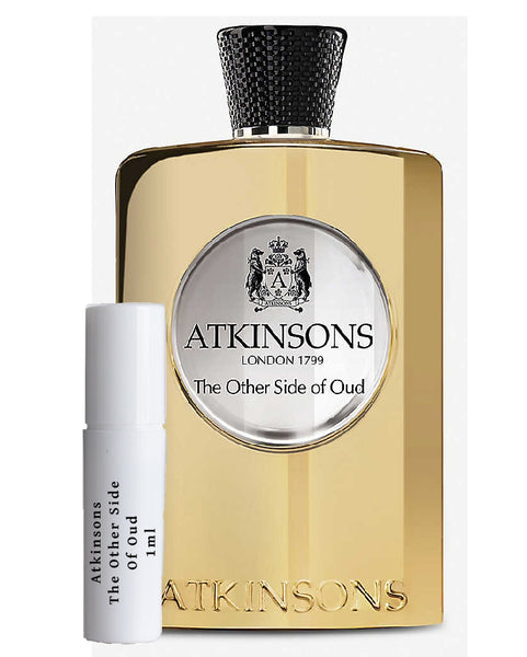 Atkinsons The Other Side Of Oud samples