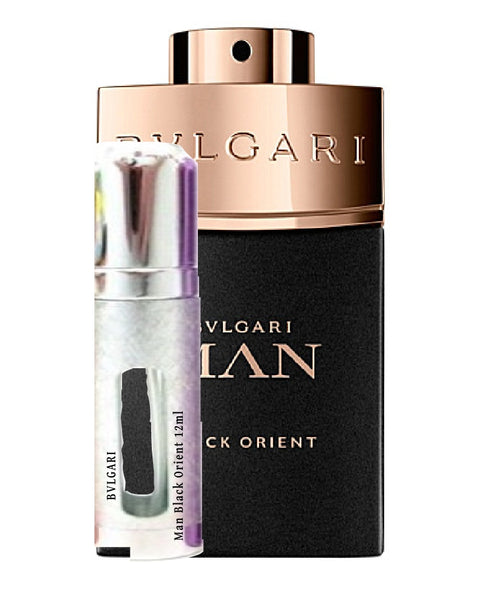 BVLGARI Man Black Orient samples 12ml