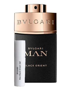 BVLGARI Man Black Orient samples 2ml