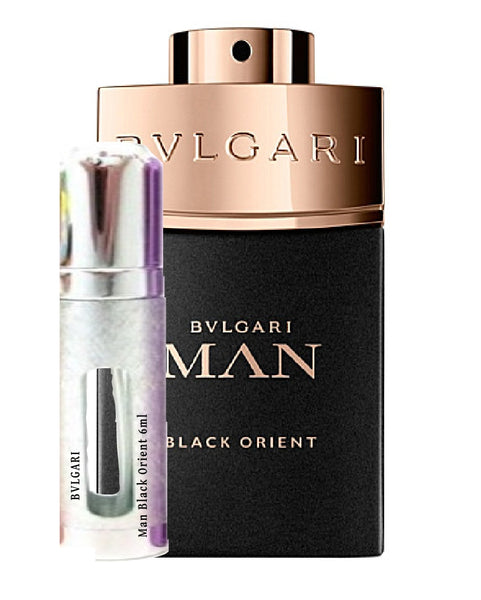 BVLGARI Man Black Orient samples 6ml
