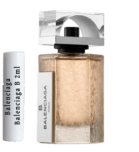 Balenciaga B samples 2ml