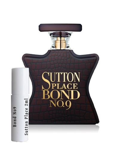 Bond No9 Sutton Place samples 2ml