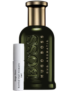 Hugo Boss Bottled Oud Aromatický vzorek 2ml