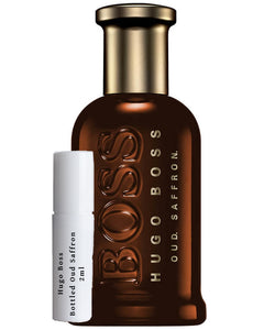 Hugo Boss Bottled Oud Saffronprøve 2ml
