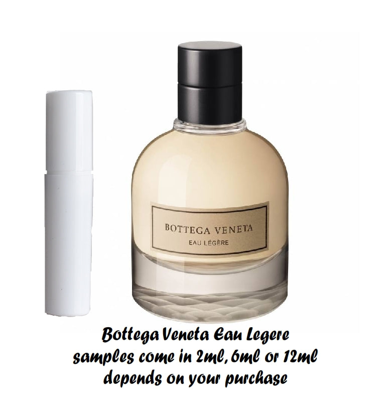 Bottega Veneta Eau Legere sample 2ml