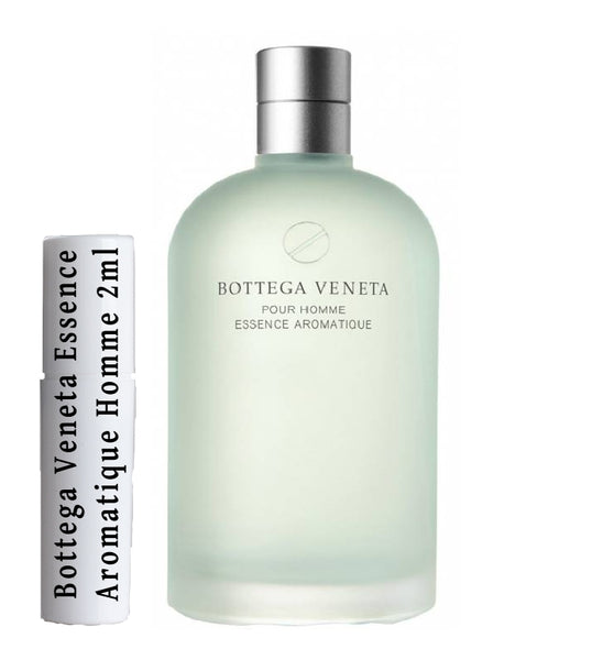 Bottega Veneta Pour Homme Essence Aromatique samples 2ml