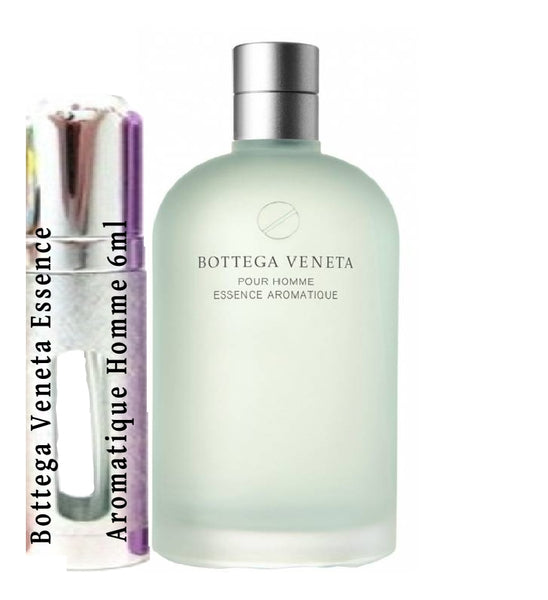 Bottega Veneta Pour Homme Essence Aromatique samples 6ml