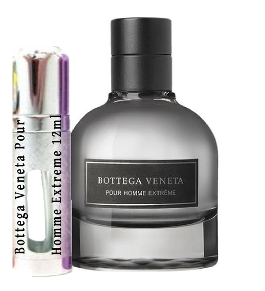 Bottega Veneta Pour Homme Extreme samples 12ml
