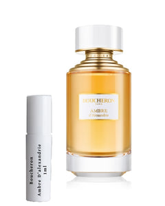 Boucheron Ambre D'alexandrie sample