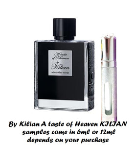 By Kilian A taste of Heaven samples