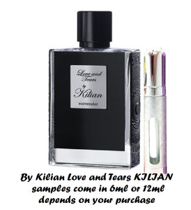 By Kilian Love and Tears samples