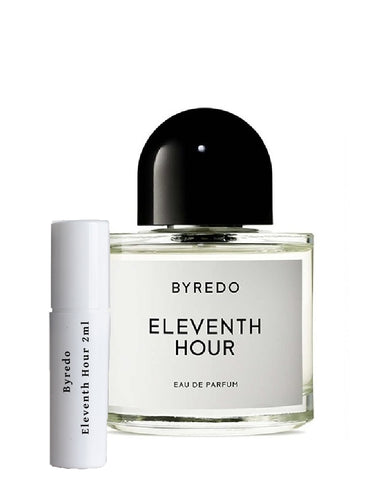 Byredo Eleventh Hour samples 2ml