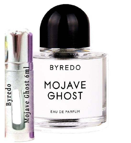 Byredo Mojave Ghost samples 6ml