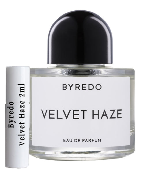 Byredo Velvet Haze Samples 2ml