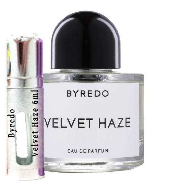 Byredo Velvet Haze Samples 6ml