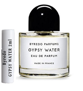 Byredo GYPSY WATER minták 2ml