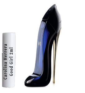 Carolina Herrera Good Girl samples 2ml