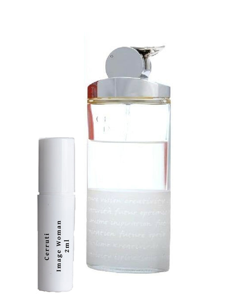Cerruti Image Woman try me sample 2ml