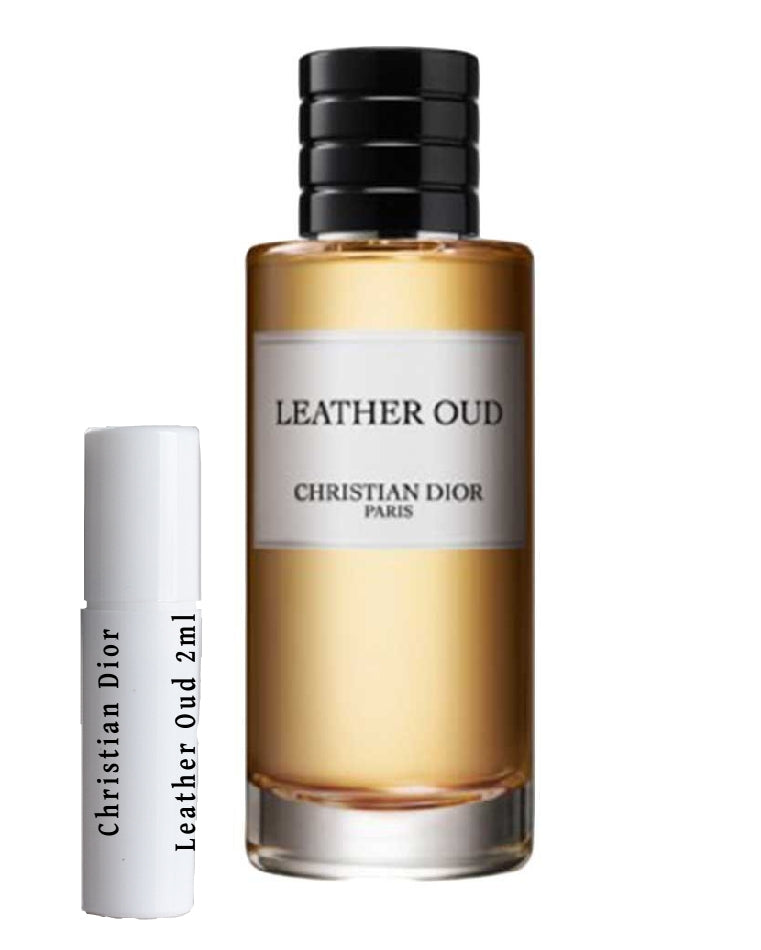 Christian DIOR Leather Oud samples 2ml