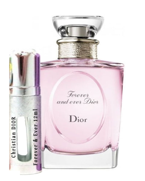 Christian Dior Forever & Ever samples 12ml