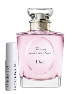 Christian Dior Forever & Ever samples 2ml