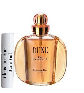 Christian Dior Dune samples 2ml